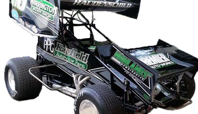 Jac Haudenschild to Drive The #16 410 During PA Speedweek