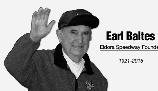 Rest in Peace Earl Baltes