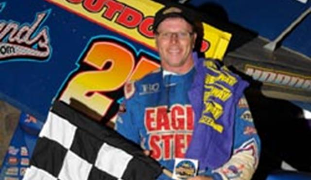 PA Sprints:  Westhafer Gets 1st Win, Hodnett Takes 11th For the Year