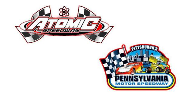 Atomic Speedway Doubleheader and Pittsburgh's Pennsylvania Motor Speedway Next for the UNOH All Stars