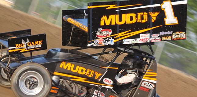 Dale Blaney Sweeps Weekend; Beats UNOH All Stars and IRA at Wilmot Raceway