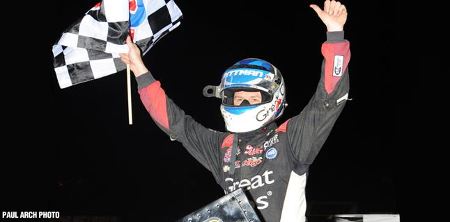 PITTMAN HOLDS OFF SCHATZ FOR UNOH ALL STAR WIN AT VOLUSIA