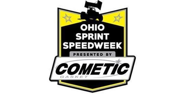 FINAL Ohio Sprint Speedweek Points Standings