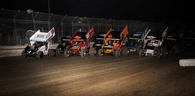 2015 ALL STAR CIRCUIT OF CHAMPIONS SPRINT CAR SERIES TOUR DATES ANNOUNCED
