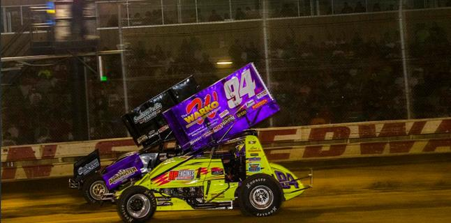 Sheldon Haudenschild Claims 7th Annual 'Lou Blaney Memorial' worth $10,000!