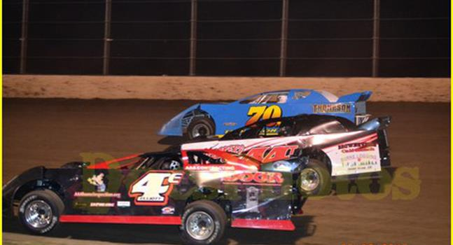Clair Cup Next For Willamette Speedway; Practice On Friday May 22nd