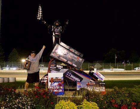 Mike Neau Wins at Plymouth