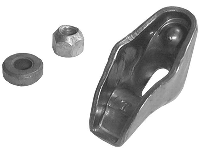 "Elgin Rocker Arm RK-508SP; 1.6 3//8/"" Stamped Steel Long Slot for Chevy SBC"