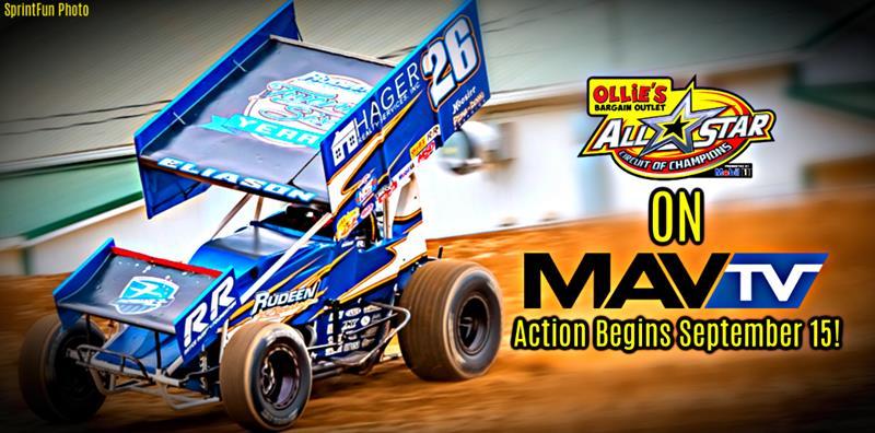 All Star Sprints >> Tony Stewart S All Stars To Make 2019 Mavtv Motorsports
