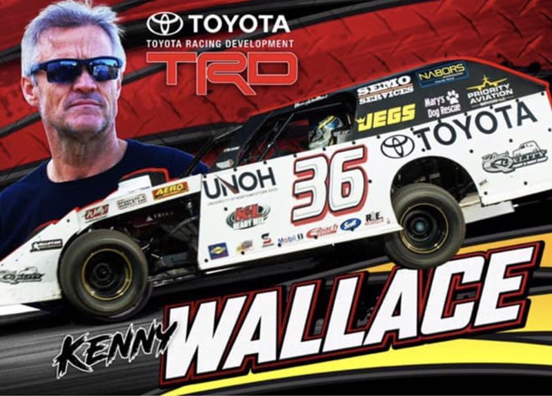 Come See Former Nascar Racer And Tv Commentator Kenny Wallace Race Longdale Speedway Would you like to join the kenny wallace team? longdale speedway
