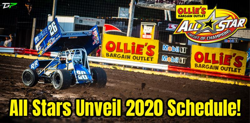 All Star Sprints >> All Star Circuit Of Champions To Headline 55 Events In 11