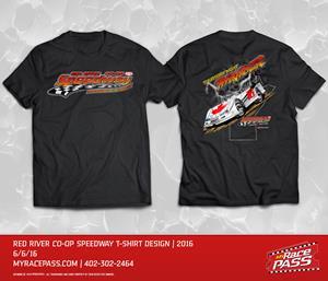 1a2cc1d59 Customized Dirt Late Model ??   Dropship Racing Shirt Design   MRP