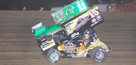 what a team steve kinser donny schatz begin first year together