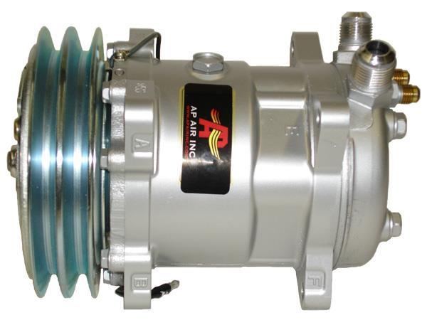 AP Air Inc - Original Sanden SD508, 6