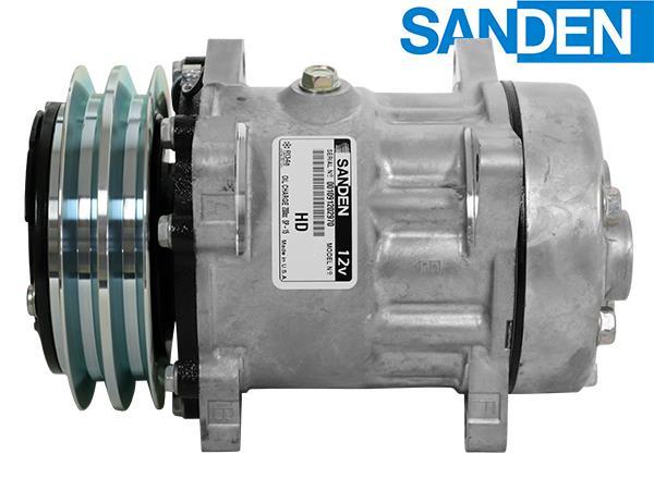 AP Air Inc - Original Sanden SD7H15, FLX7, 5 1/4