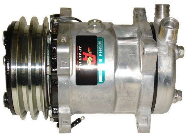 AP Air Inc - Original Sanden SD5H14, 5 1/4