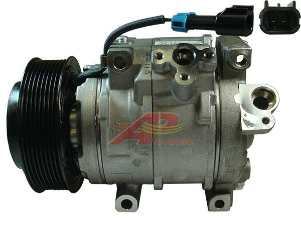 Ap Air Inc Re284680 New Original Denso Compressor