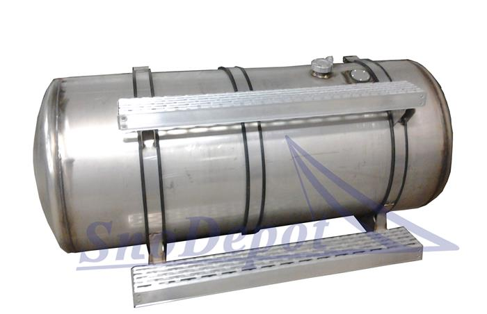 Mack 70 Gallon Round Stainless Steel Fuel Tank Fuel