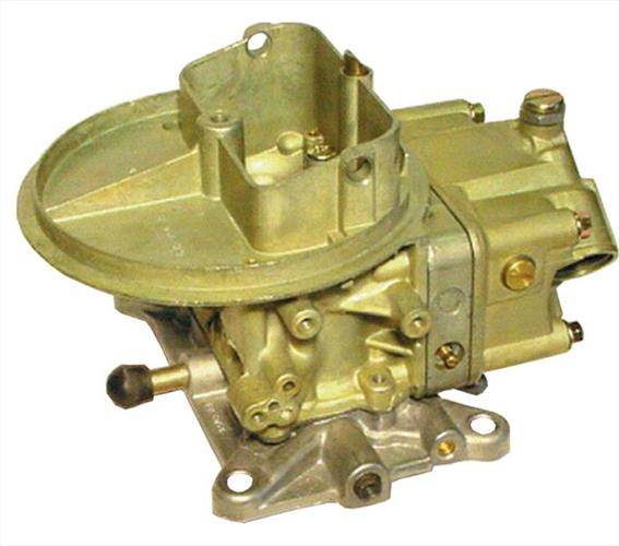 Willy's 500 CFM 2-Bbl Gas Carburetor, Holley Block - Circle Track