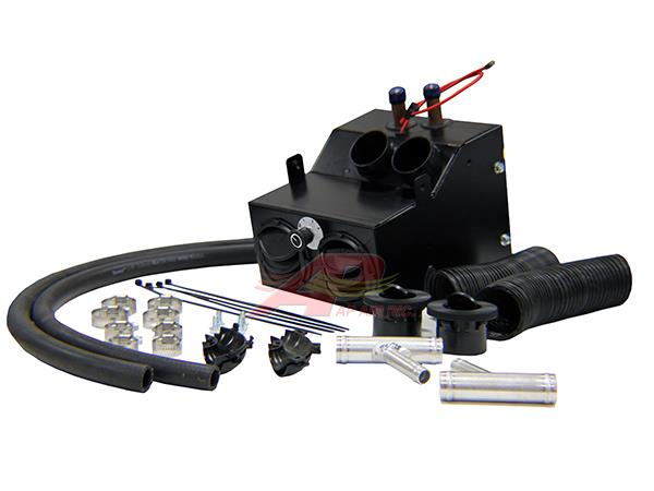 Ap Air Inc Polaris Heater Kit With Defrost Without