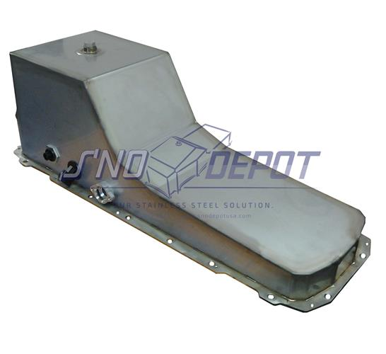 Mack Emp7 Stainless Steel Oil Pan Fuel Tanks Oil Pans