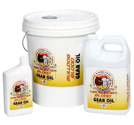 DMI Bulldog Blood 75W-90 Synthetic Gear Oil, 1 Gallon - Circle Track