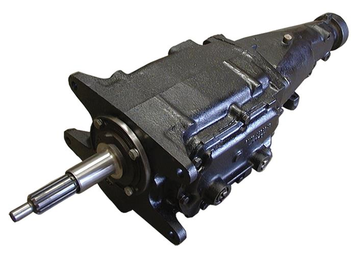 SRP Rebuilt Muncie 3-Speed Transmission, 303-175 - Circle Track and