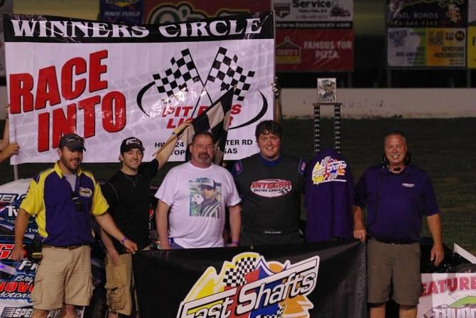 GREAT RACING ACTION AT THE 20th ANNUAL DON GARST MEMORIAL