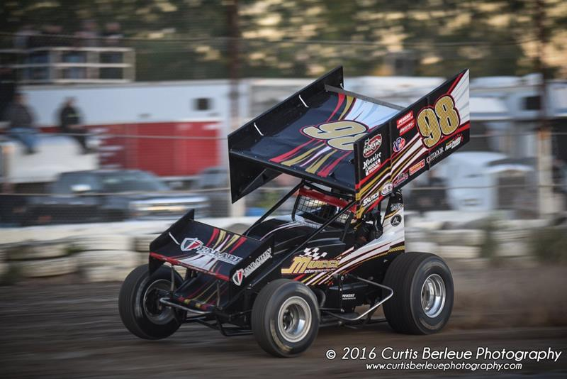 Trenca Takes Lessons From World of Outlaws Event at Fulton