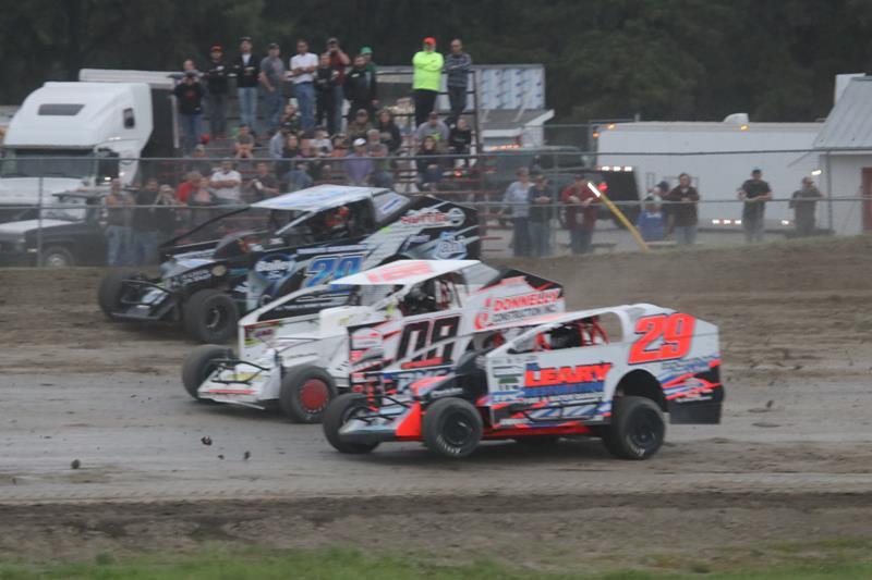 Mod Lites: Saturday at Airborne - Plattsburgh Airborne Speedway News