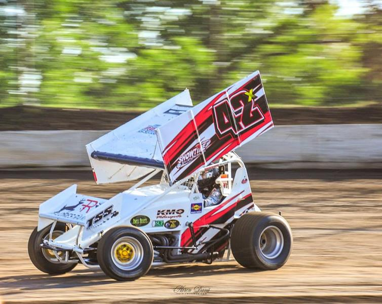 800x600 F8xbG2D9u4pRjL6x453363 lawrence scores sixth place finish at kennedale speedway park