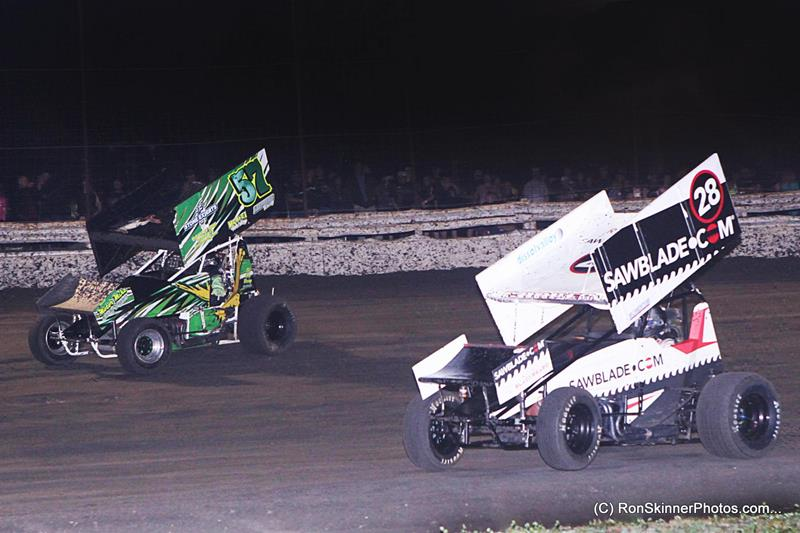 Bryant and SawBlade com Backed Team Back on Track Thanks to