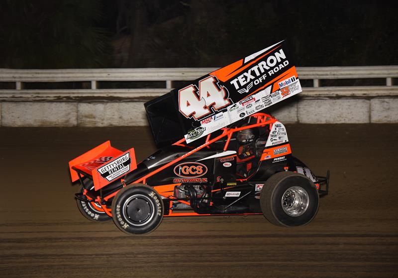 Starks Charges to Top-Five Finish at Williams Grove Sdway ...