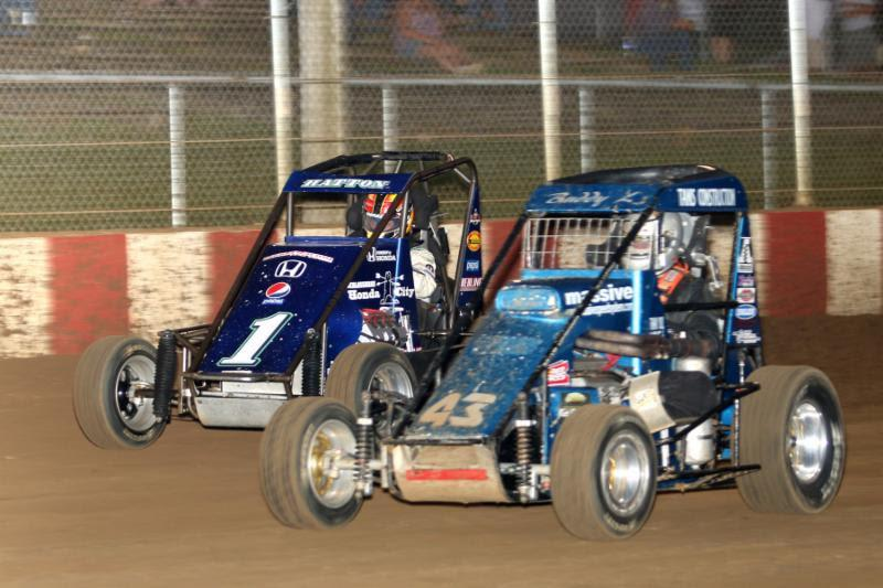 midget assn Badger racing