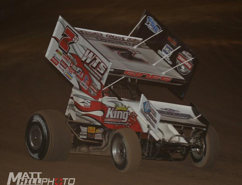 Sides Captures Fourth Place Finish At Lincoln Park Speedway Inside