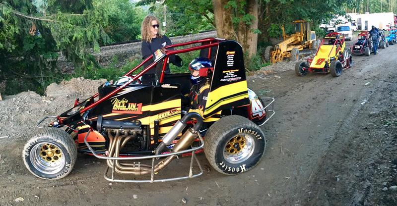 Midget Racing In The Northwest 30