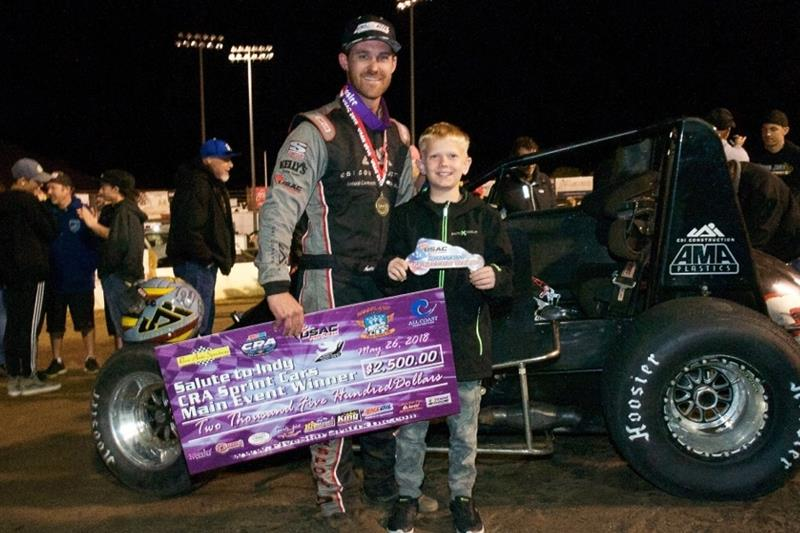 Williams takes 'Salute to Indy' at Perris - RacinBoys