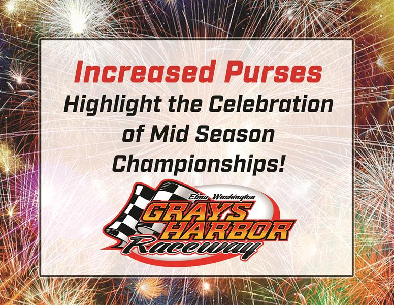 Grays Harbor Raceway increases the payouts for the Q-Mart