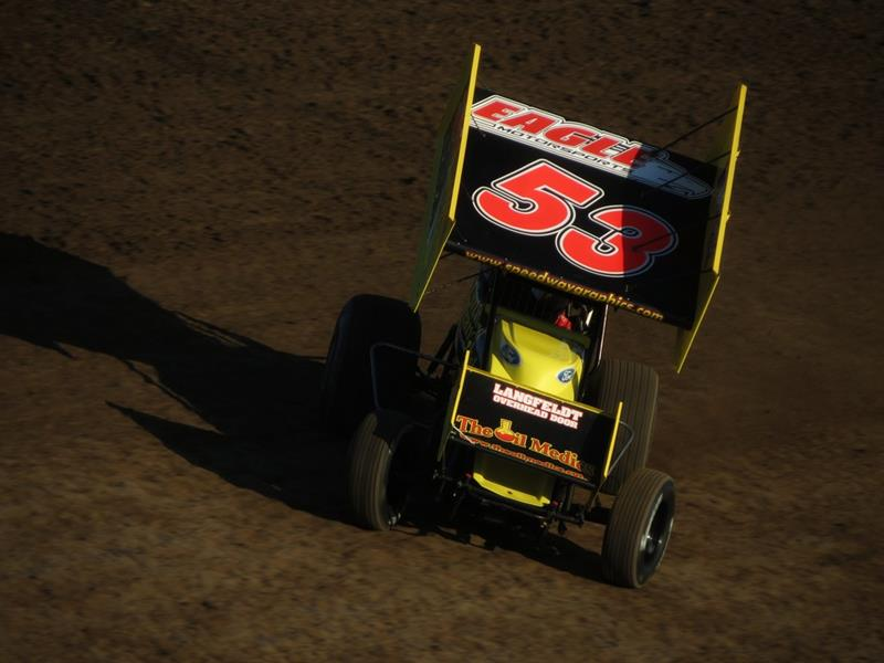 Dover Scores First ASCS National Tour Podium Finish in Two