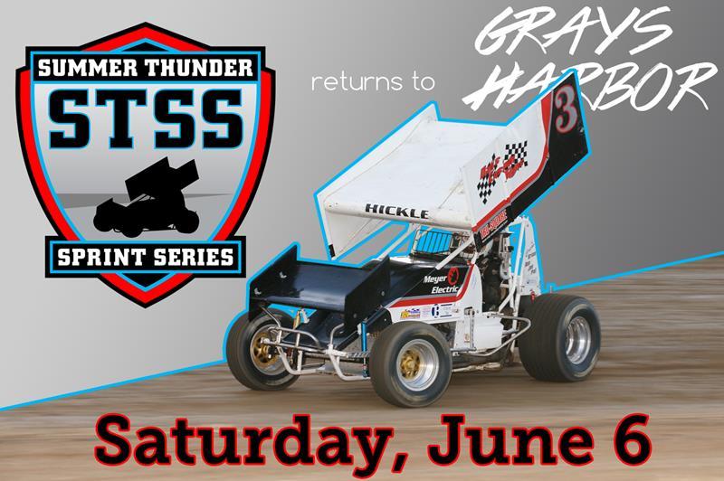 STSS Returns to Grays Harbor on June 6 - Summer Thunder