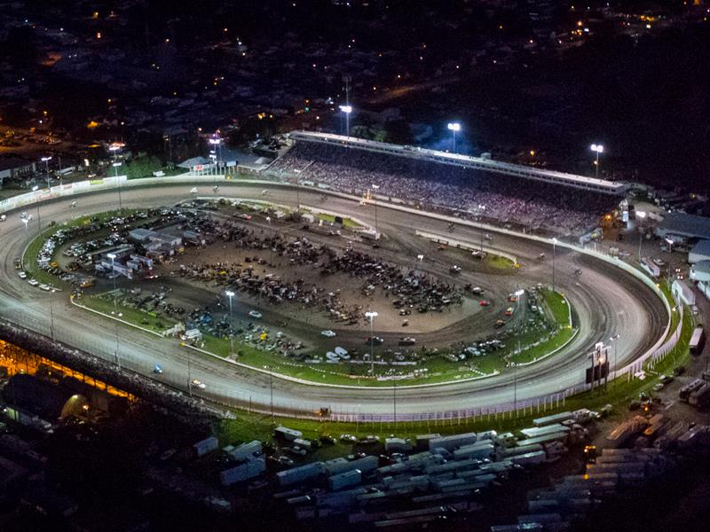 2019 Knoxville Nationals On Dirtvisioncom Racinboys Racinboys