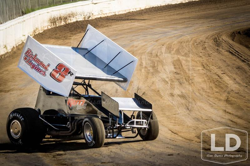 Wheatley Nearly Wins in New Car at Grays Harbor Raceway