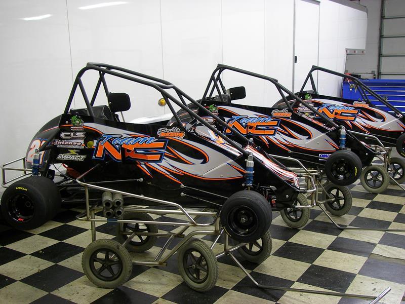 Quarter midget chassis plans