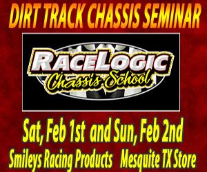 RaceLogic Presents Dirt Chassis Seminar at Smileys - Circle Track