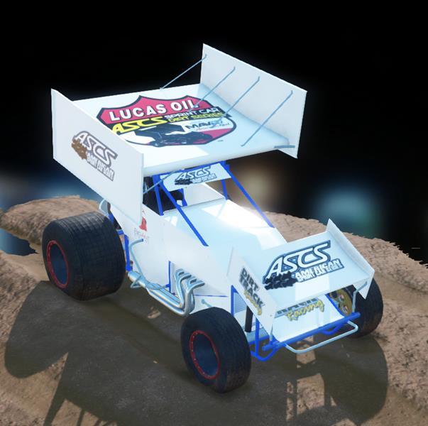 american sprint car series announces partnership with big ant dirt