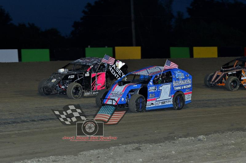 Two Race Weekend Set for NCRA Mod-Lite Division