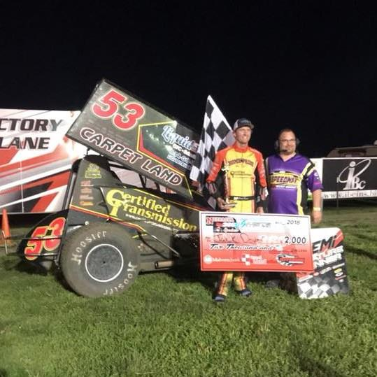 Dover Powers to Second Straight Victory During Nebraska 360