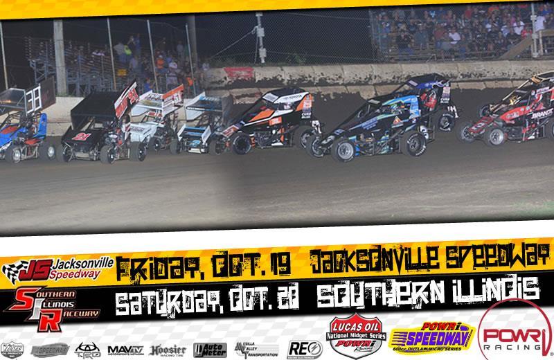 Southern midget racing series