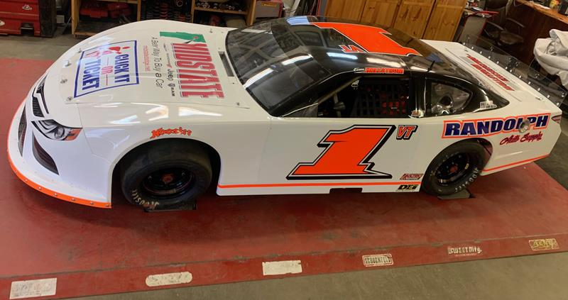 Hallstrom Stepping Up to Race Super Late Models During 2019