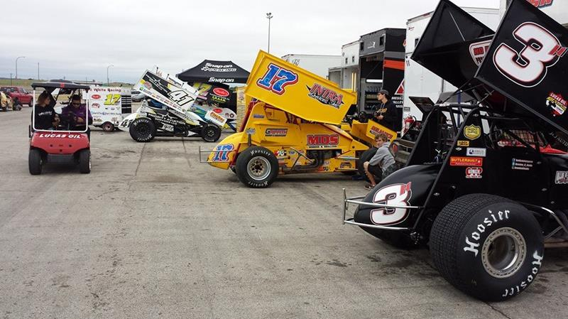 Lineups / Results - Texas Motor Speedway Dirt Track